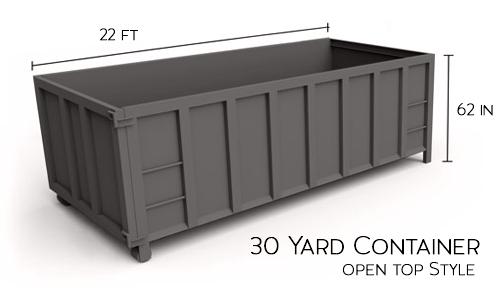 30--yard-container