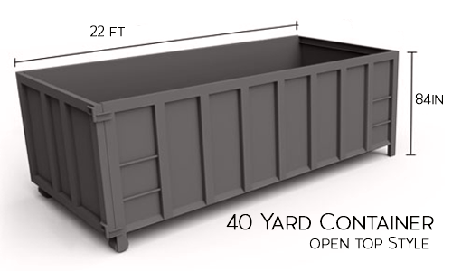 40-yard-container
