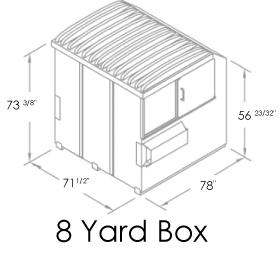 8-yard-box